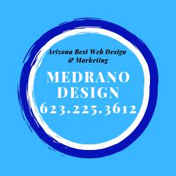 Medrano design logo old
