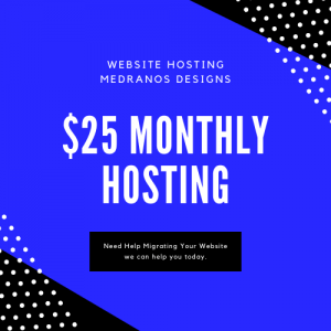 Website Hosting Merdanos Designs Final